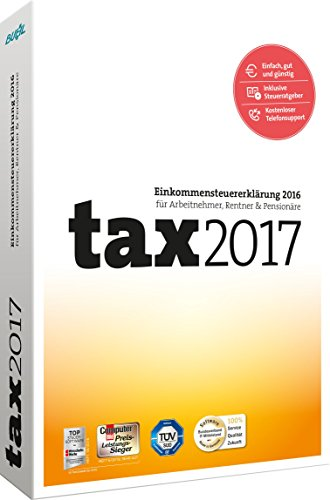 Buhl Data Service Tax 2017