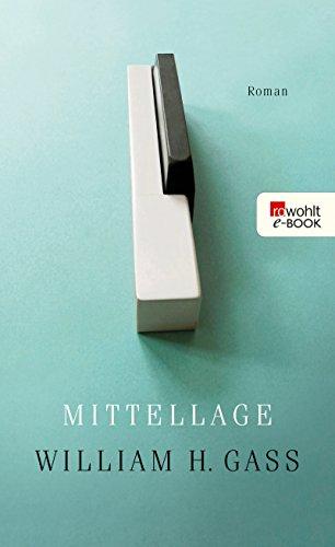Buchseite und Rezensionen zu 'Mittellage' von William H. Gass