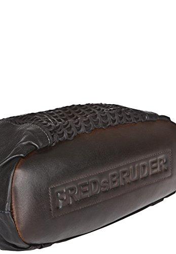 FREDsBRUDER, Borsa tote donna schwarz, schwarz