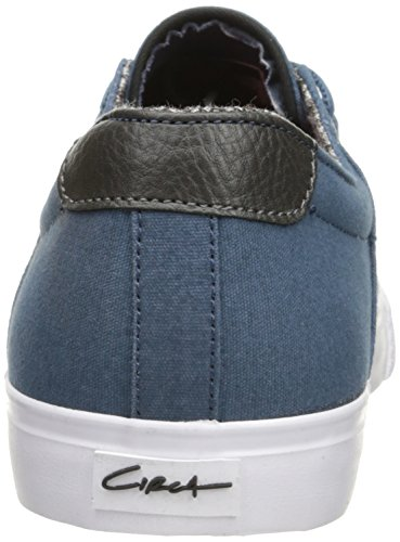 C1RCA Unisex-Erwachsene Alto Low-Top Imperial Blue/White