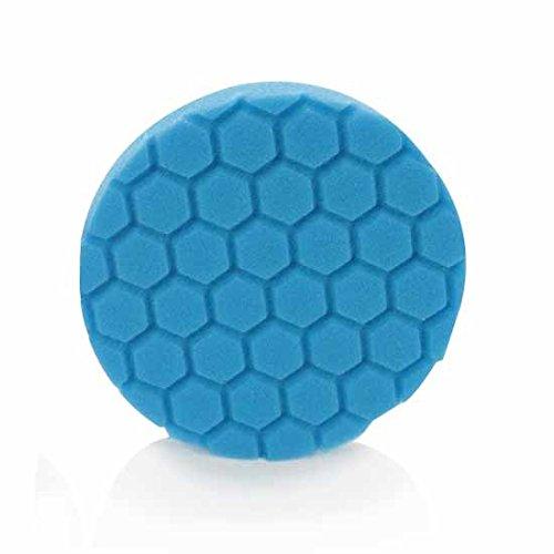 Chemical Guys Hex Logic Polierpad 5,5 Inch Blau ca. 14cm Durchmesser