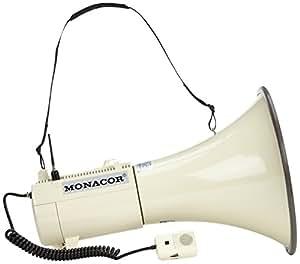 Monacor 17.2380 Mégaphone sans fil avec transmetteur microphone