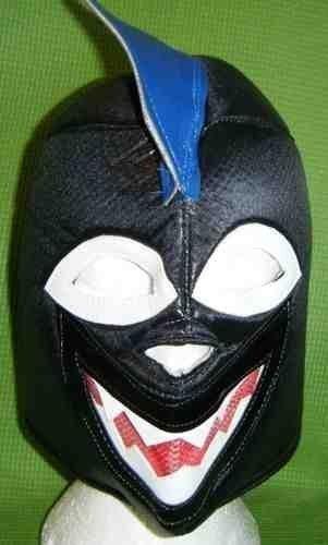 Shark junge Erwachsene WWE Wrestling Kostüm verkleiden Outfit TNA IMPACT WWE Mexikanisch Lucha Libre luchadore Junggesellenabschied (Jungen Wwe-kostüme Für)