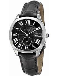 Cartier Reloj de hombre automático 40mm correa de cuero caja de acero WSNM0009