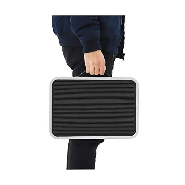 SONGMICS Single Step Stool Folding Steps Ladder for Caravans Motor Home or Camper Vans, Tested and Certified by TÜV SÜD… 7