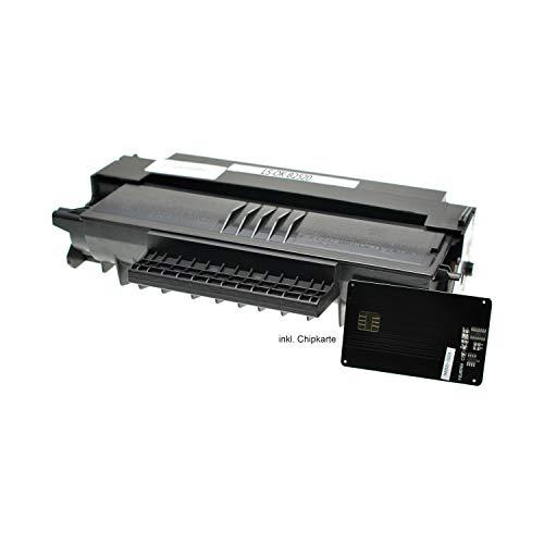 Okifax-serie (Logic-Seek Toner für Oki B2520 / B2540 09004391, je 4000 Seiten, schwarz)