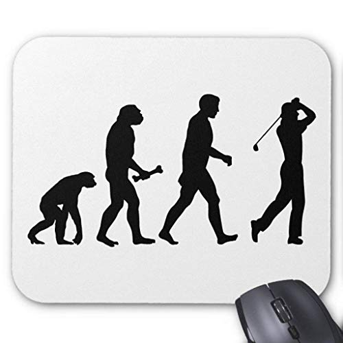 ASKSSD Computer Accessories Anti-Friction Wristband Golf Evolution Mouse Pad 18X22