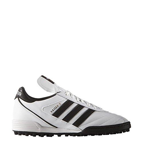 adidas Kaiser 5 Team, Chaussures de Football Compétition garçon white