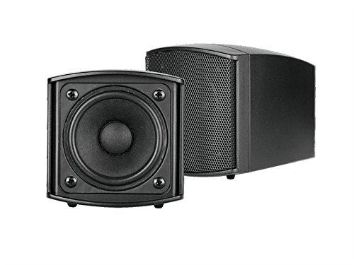 Lautsprecher OMNITRONIC od-2(Paar) schwarz [11036900]