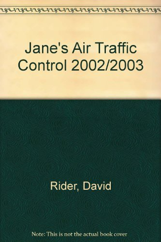 Jane's Air Traffic Control 2002/2003 por David Rider