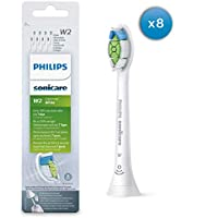 Philips Sonicare HX6068/12 Original Aufsteckbürste Optimal, Standard, weiß, 8er Pack