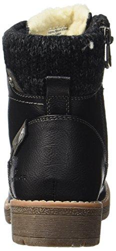 Tom Tailor - 3792008, Stivali Donna nero (nero)