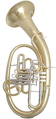 Wagner Tuba Tuyama® Wagner Horn in F / Bb (3 rotary valves + F / Bb valve) Bayreuth Tuba