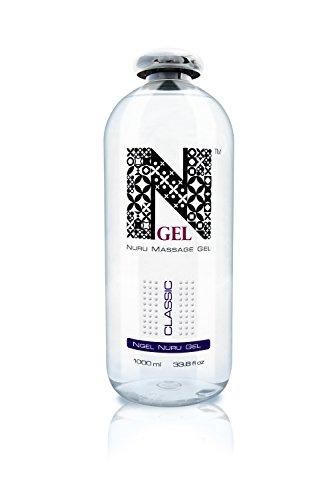 Massage-gel (NGel Nuru Massage Gel Classic für die erotische Ganzkörpermassage (1x 1000ml))