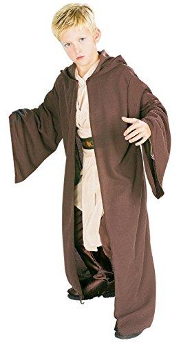 Rubini Star Wars TM - Robe Jedi - Taglia L, 8-10 anni [Toy]