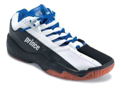Prince Prince NFS Indoor III Footwear - Bleu/blanc/noir