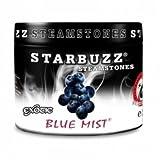Starbuzz Pierres à vapeur sans tabac pour chicha parfum blue mist 125 g