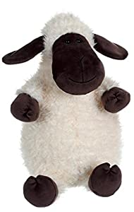 Gipsy - 70566 - Los Juguetes de Peluche - Funny Sheep - Blanco / Negro - 50 Cm