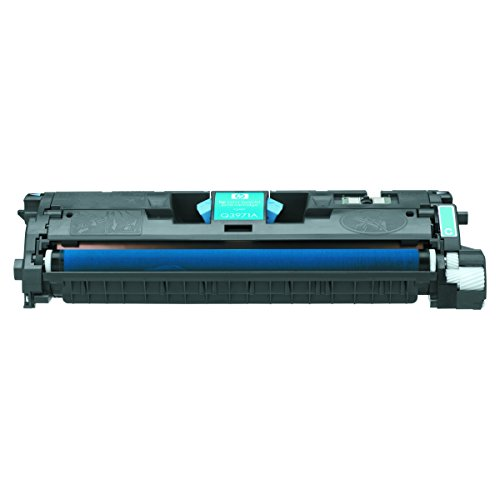 Hewlett Packard Q3971A Toner für Color LaserJet Standard, 2550/2820 aio/2840 aio, 2000 Seiten, cyan
