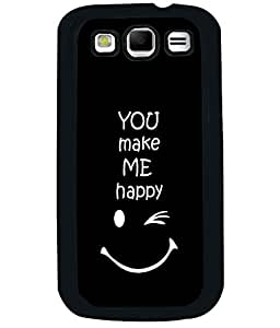 Fuson 2D Printed Quotes Designer back case cover for Samsung Galaxy S3 Neo - D4290