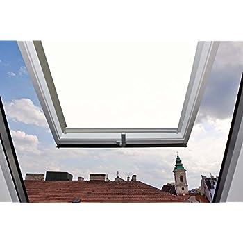 Tenda avvolgibile per lucernario per finestre velux ggu for Tenda per velux ggl