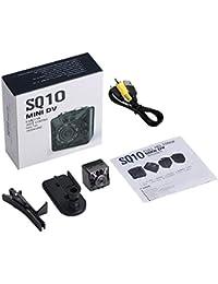 ehind Mini Camara Espia Oculta Videocámara 1080P con Visión Nocturna HD De Niñeras Seguridad para El Hogar Oficina Coche Casa Camaras…