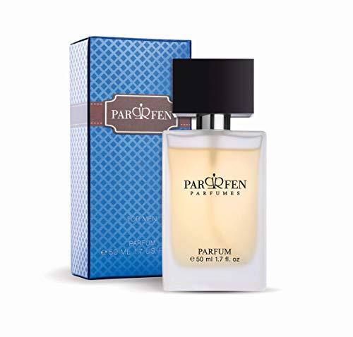 Parfen Nr. 624 für Männer, 1er Pack (1 x 50 ml), Parfum-Dupe - Zimt-zitrus-parfum