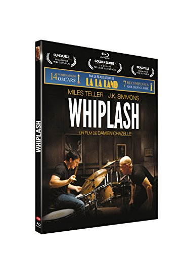 Whiplash [Blu-ray]