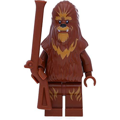 LEGO 75084 Wookie Warriors Minifigure Wookiee Gunship Star Wars by (Lego Star Wars 75084)