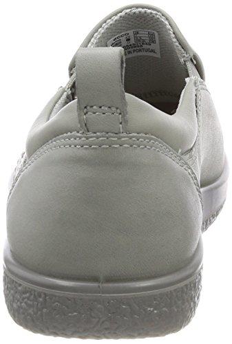 Ecco Damen Soft 1 Sneaker Grau (Wild Dove)