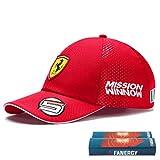 Scuderia Ferrari Puma Sebastian Vettel Cap 2019 + FANERGY Traubenzucker