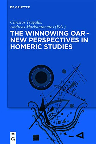 The winnowing oar - New Perspectives in Homeric Studies (English ...