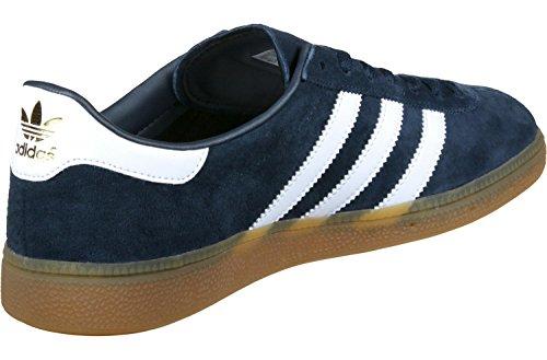 Goma Azul Blanco Chaussures Marino München Adidas xw610fqYnq