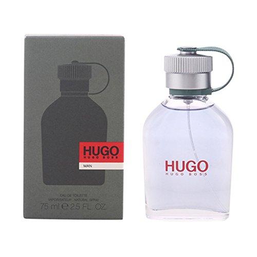 Hugo Man Eau De Toilette Vaporisateur 75ml