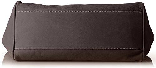 Timberland Tb0m5577, Borsa a Spalla Donna, 17 x 28 x 35.5 cm (W x H x L) Marrone (Black Coffee)