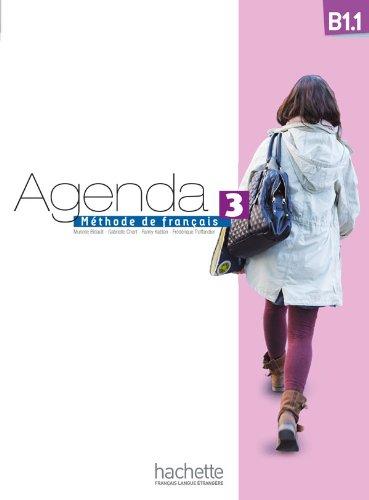 Agenda 3. Méthode De Français. Niveau B1. 1
