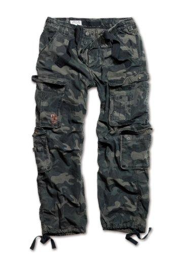 Vintage Hose (Delta Airborne Herren Cargo Hose, blackcamo, M)