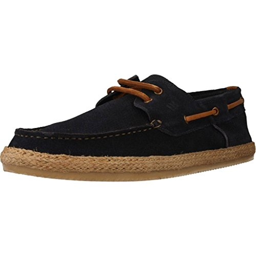 Lumberjack Rope, Mocassins (Loafers) Homme blue