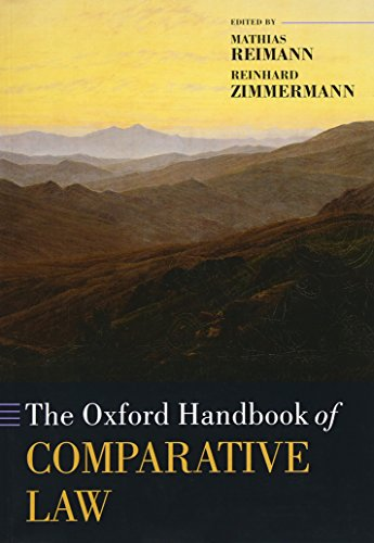 The Oxford Handbook of Comparative Law (Oxford Handbooks)