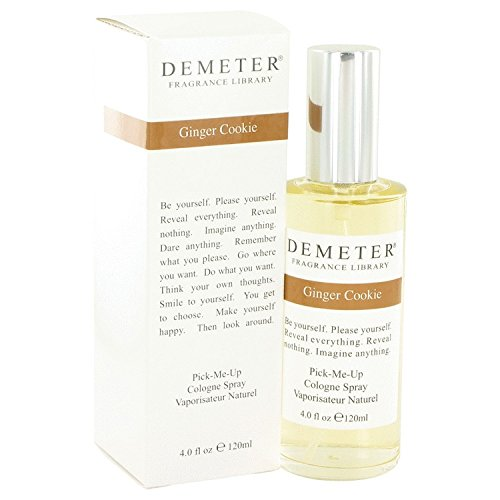 Demeter by Ginger Cookie Cologne Spray 4 oz / 120 ml (Women) -