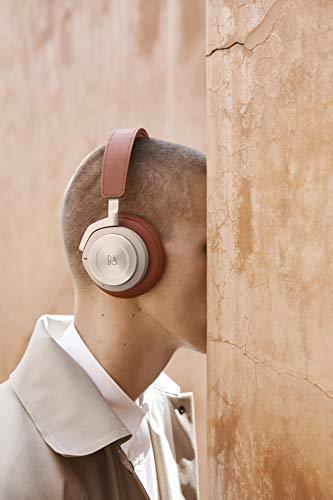 Bang & Olufsen Beoplay H9i Bluetooth Over-Ear Kopfhörer (Drahtloser, Active Noise Cancellation, Transparenz-Modus und Mikrofon) Terracotta (Limited Edition) - 5