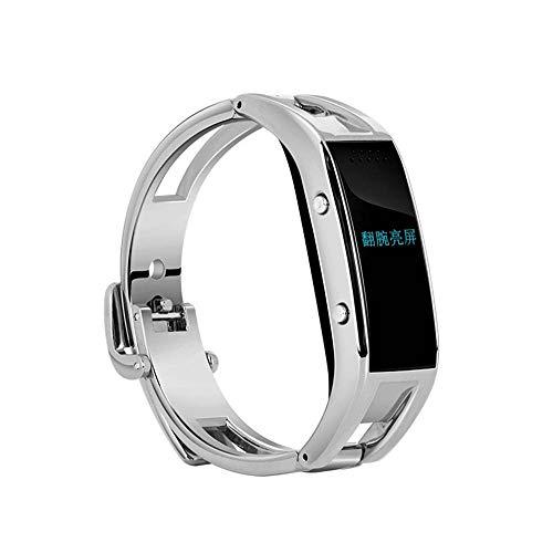HNPYY Smart Bluetooth Watch Sports for Men and Women,Merchandise Collectionnewman Smart Hand Ring Sports Watch Ex215 Multifunctional Waterproof Outdoor Wechat Qq Short Message Alarm Clock