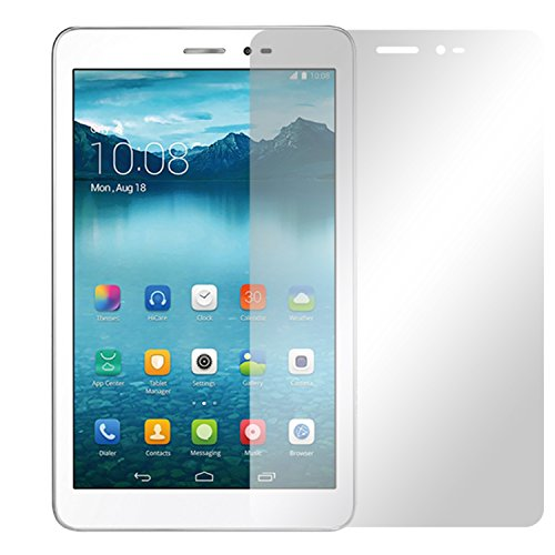 Slabo 2 x Bildschirmschutzfolie Huawei Honor T1/Huawei MediaPad T1 8.0 Bildschirmschutz Schutzfolie Folie Crystal Clear Unsichtbar Made in Germany