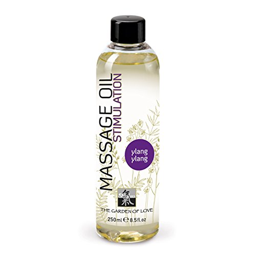 SHIATSU Massage Oil - Stimulation Ylang-Ylang, 250 ml