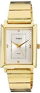 Timex Classics Analog Silver Dial Men's Watch - TI000Q40000