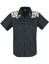 Banned Cash Camisa Negro