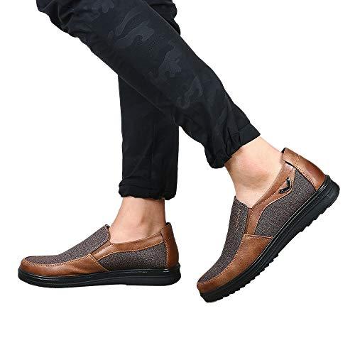 Mocassini breeze uomo basse elegante festa di nozze scarpe da lavoro vintage formale scarpe in pelle traspirante scarpe vestito da sera estate casual scarpe da ginnastica moda