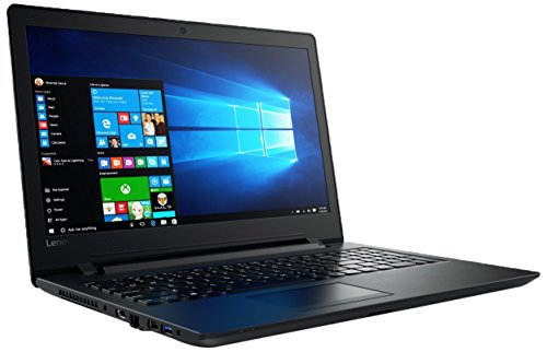 Lenovo Ideapad110 80TR0035IH 15.6-inch Laptop (A9-9400/4GB/1TB/Windows 10/Integrated Graphics), Black Texture