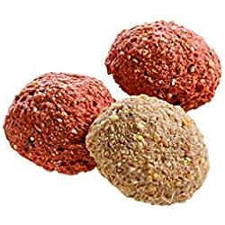 Allco 56828 Monties Erdbeer und Vanille Snacks 10 kg