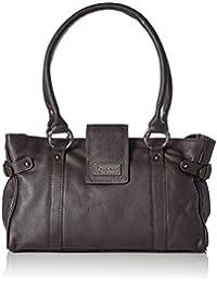 Catwalk Collection Handbags - Bolso de cuero para mujer